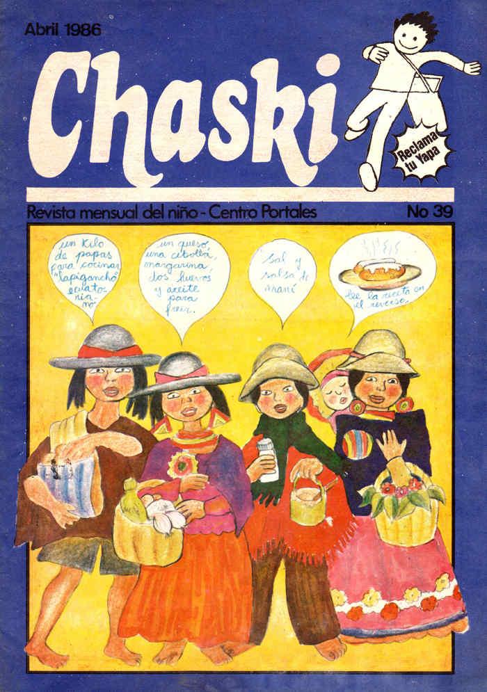 N. 039, Abril 1986