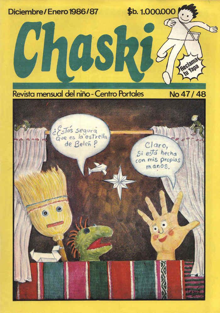 N. 047/048, Diciembre/Enero 1986/87