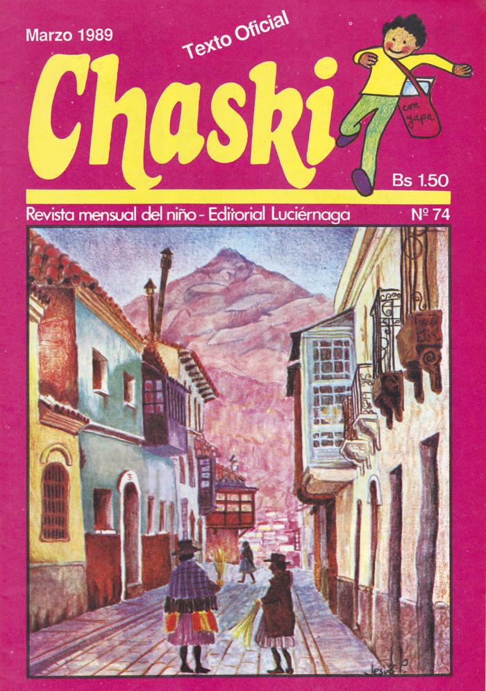 N. 074, Marzo 1989