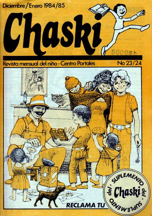 N. 023/024, Diciembre/Enero 1984/1985