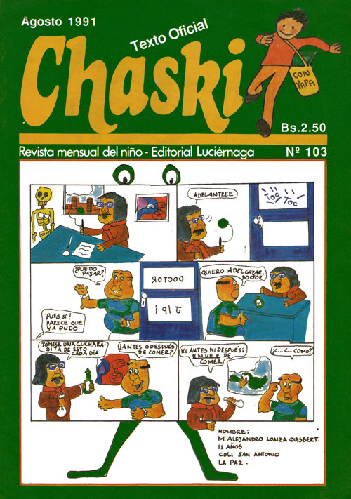 N. 103, Agosto 1991