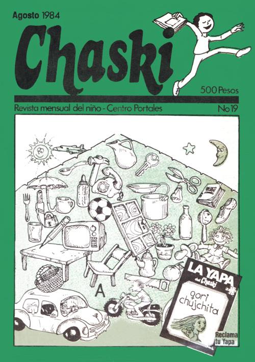 N. 019, Agosto 1984