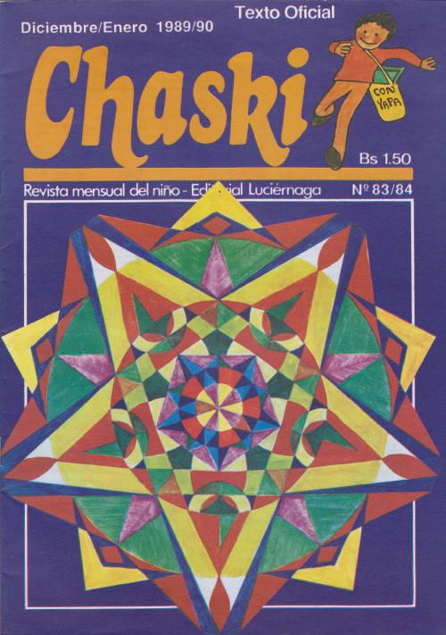 N. 083/084, Diciembre/Enero 1989/90