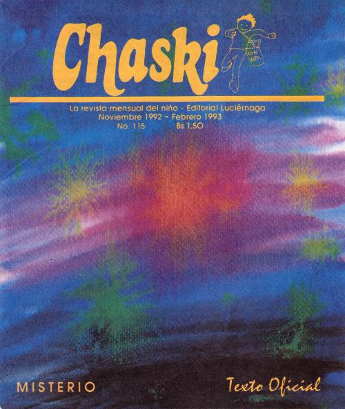 N. 115, Noviembre 1992/ Febrero/1993