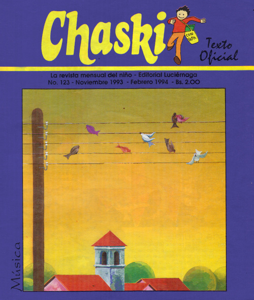 N. 123, Noviembre 1993/ Febrero 1994