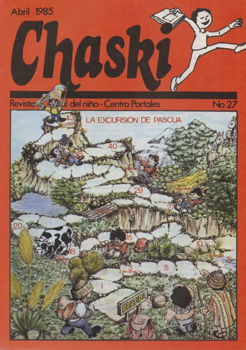 N. 027, Abril 1985