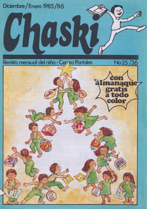 N. 035/036, Diciembre/Enero 1985/86