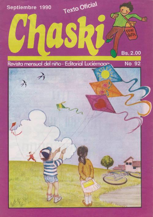N. 092, Septiembre 1990