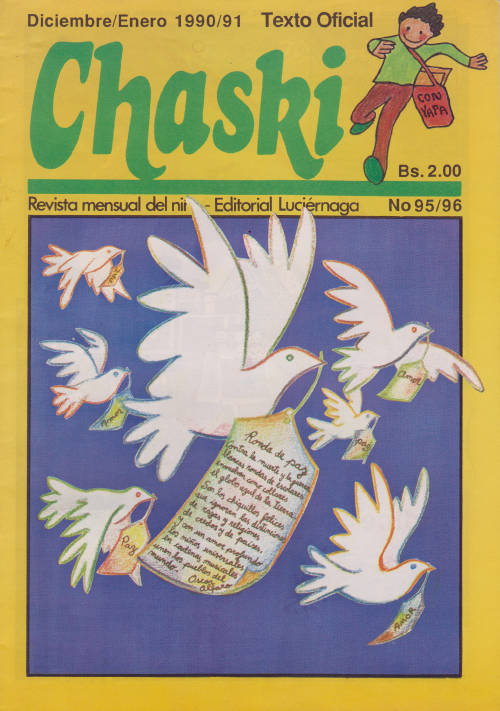 N. 095/096, Diciembre/Enero 1990/91